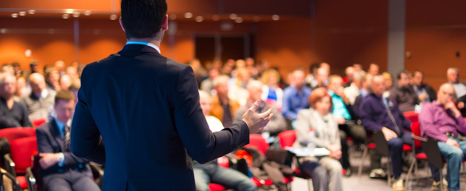 bigstock-Speaker-at-Business-Conference-67409458